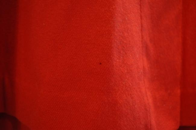 Other A-line Wool 70's Skirt Red
