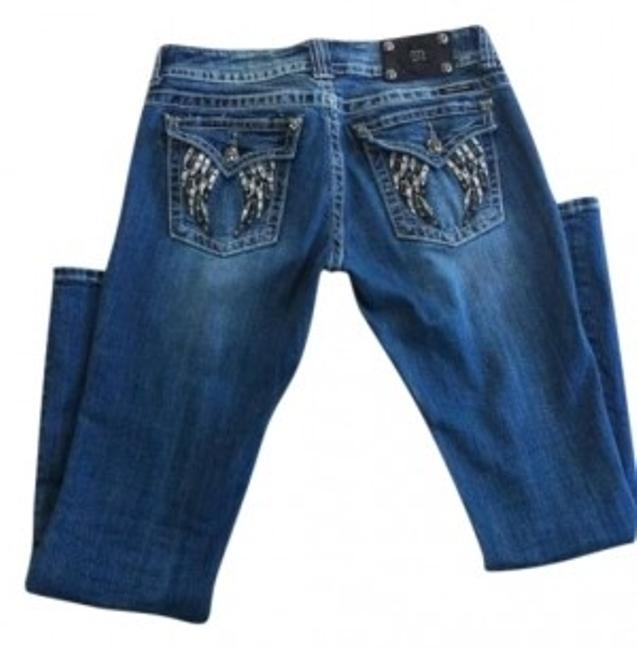 Preload https://img-static.tradesy.com/item/132170/miss-me-medium-blue-wash-style-no-jp6086b2v-color-mk-72-inseam-32-boot-cut-jeans-size-30-6-m-0-0-650-650.jpg