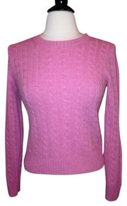 J.Crew Pink Size S Sweater