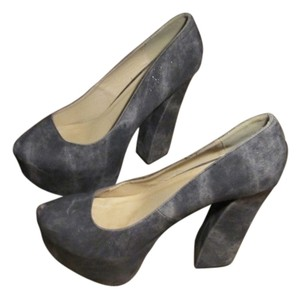 FRH Grey Pumps
