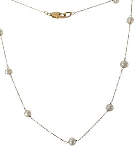 Barmakian Jewelers 14K GOLD AND PEARL NECKLACE
