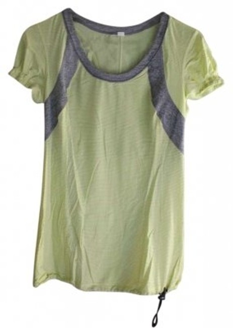 Preload https://item2.tradesy.com/images/lululemon-lime-green-and-gray-activewear-top-size-6-s-28-132181-0-0.jpg?width=400&height=650