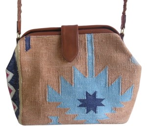greenfields Indie Vintage Boho Cross Body Bag