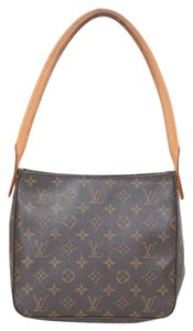 Louis Vuitton Monogram Canvas Handbag Shoulder Bags Purses Hobo Bag