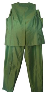 Jones New York Jones New York Green Pants Suit