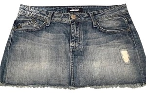 Rock & Republic Jeans Mini Summer Mini Skirt Denim