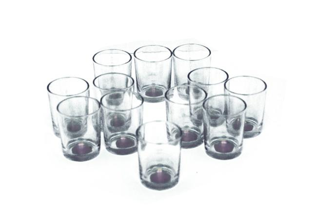 Item - Clear 70 Votive/Candle