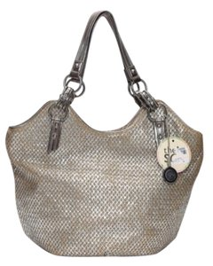 The Sak Tote in Taupe