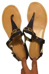 Tommy Hilfiger Navy Sandals