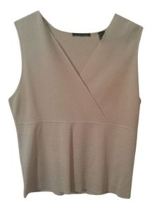 Valerie Stevens Top Beige/Cream