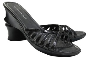 Montego Bay Club Black Mules
