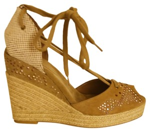 BCBGeneration Bcbg Espadrile Tan Wedges