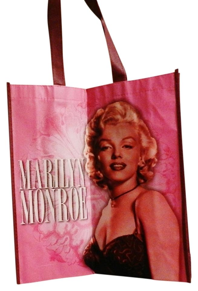 Other Marilyn Monroe Pinup Vintage Handbags Ping Bags Legends Legacy Legend Blonde Accessories Tote In Pink