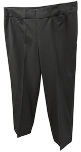 Ann Taylor LOFT Ankle Pant Trouser Pants Black