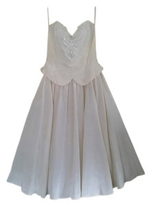Scott McClintock Vintage (1985) Wedding Dress