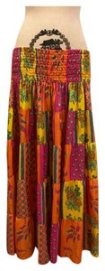 Ralph Lauren Maxi Skirt Multi color