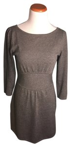 Express short dress Gray on Tradesy