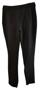 Valentino Luxury Trouser Skinny Pants Black