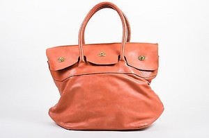 Jas MB Leather Hobo Bag