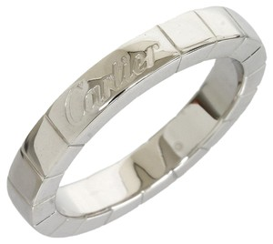 Cartier Cartier Tank White Gold Lanieres Ring B4045000