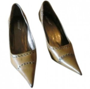 Rasolli Tan Pumps