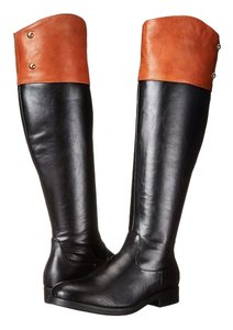 Nicole Miller Black/Brown Boots
