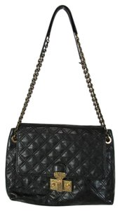 Marc Jacobs Quilted Leather Single Baroque Shoulder Bag