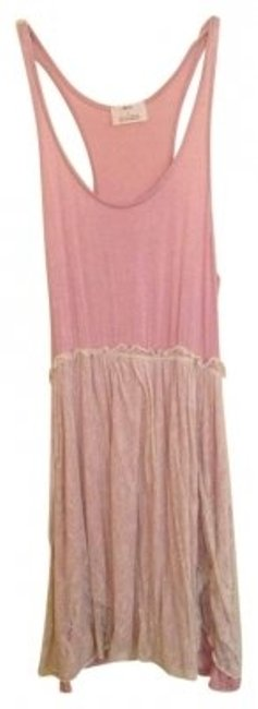 BDG short dress Light pink, cream on Tradesy