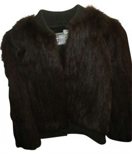 Saga Furs FOX Brown Jacket