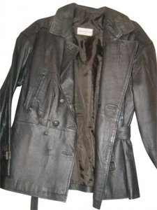 Paradox Brown Leather Jacket