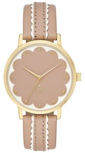Kate Spade Kate Spade Women's Metro Beige Analog Watch