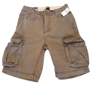 Gap Cargo Shorts olive green