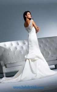 David Tutera For Mon Cheri Audrey Wedding Dress
