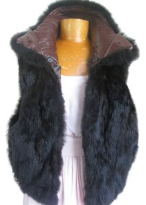 Andrew Marc Mink Furs Fur Cold Weather Coats Fur Coats Vest