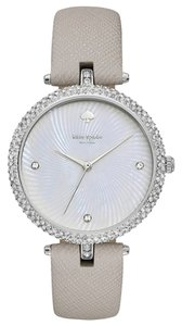 Kate Spade Kate Spade Women's Eldridge Silver Analog Watch KSW1012