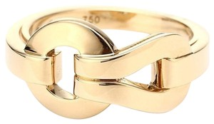 Cartier Cartier Agrafe 18K Yellow Gold Ring
