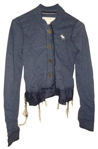 Abercrombie & Fitch blue Jacket