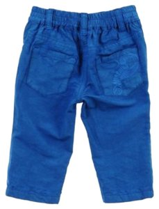 Moschino Straight Pants Blue