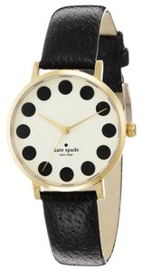 Kate Spade Kate Spade Women's Metro Gold Analog Watch 1YRU0107