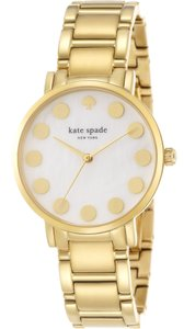 Kate Spade Kate Spade Women's Gramercy Gold Analog Watch 1YRU0737