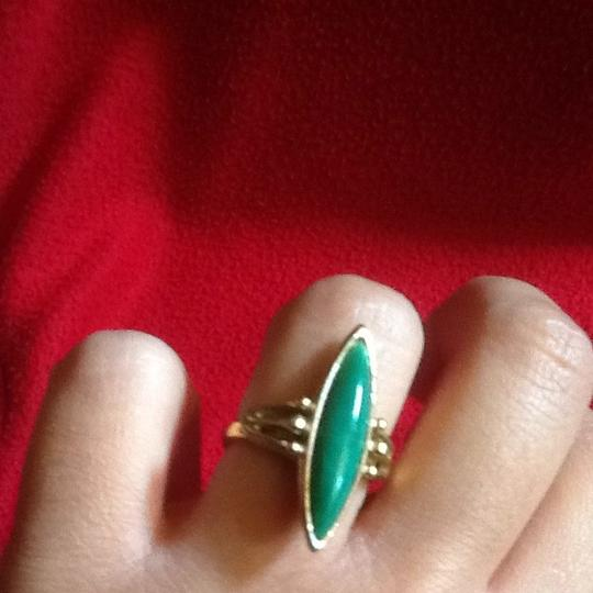 Sarah Coventry Green Sarah Cov Ring