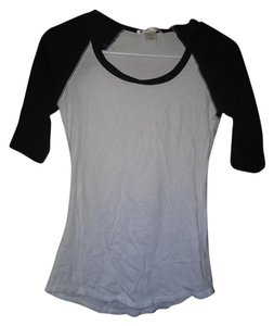 Charlotte Russe T Shirt black and white