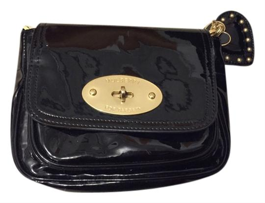 Mulberry for Target By Patent Cross Body Bag