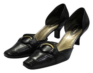 Liz Claiborne Size 8 Flex Black Pumps