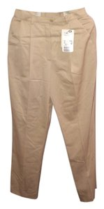 Escada Suit Straight Pants Cream
