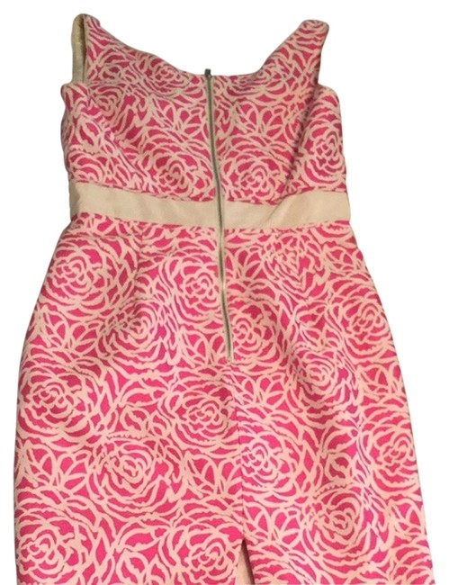 Maggy London short dress Pink on Tradesy