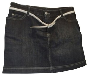 Lacoste Mini Skirt Dark denim