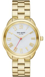 Kate Spade Kate Spade KSW1064 Women's Crosstown Gold Analog Watch