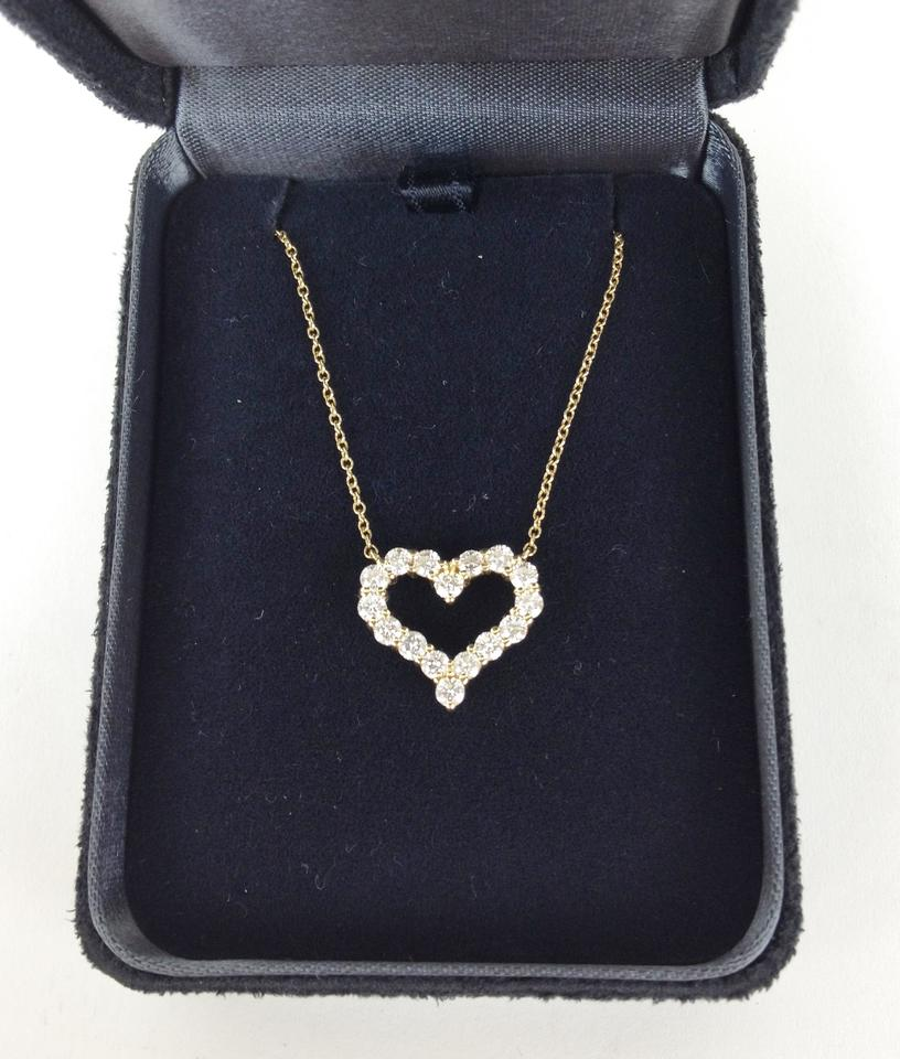 Tiffany Amp Co Yellow Gold Necklace 83 Off Tiffany Amp Co