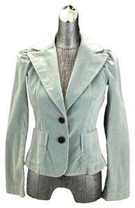 Banana Republic Light green Blazer